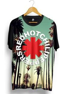 Camiseta Bsc Red Hot Full Print - Masculino