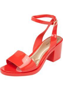 Sandália Petite Jolie Patsy Vermelha