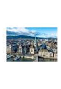 Painel Adesivo De Parede - Suíça - Paisagem - Mundo - 1261Pnm