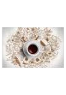 Painel Adesivo De Parede - Café - Cafeteria - Lanchonete - 1816Pnm