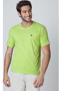 Camiseta Mandi Básica Verde
