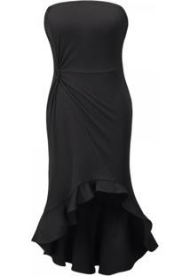 Vestido Valência - Preto