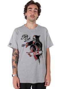 Camiseta Stoned Stay Rad Masculina - Masculino