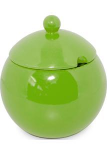 Açucareiro 300G– Mondoceram Gourmet - Verde