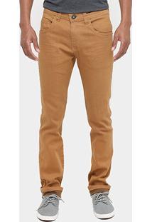 Calça Skinny Preston Color Bigode Masculina - Masculino