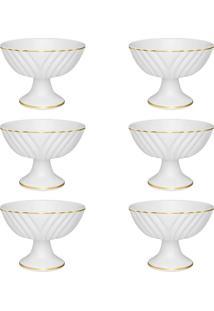 Conjunto 6 Taças Sobremesa Oxford 83714 Victória 240Ml