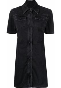 Off-White Chemise Jeans - Cinza