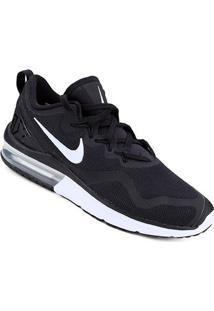 Tênis Nike Air Max Fury Feminino - Feminino-Preto+Branco