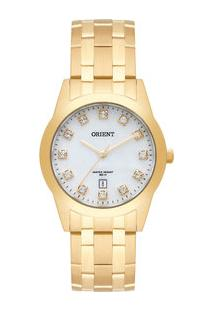 Relógio Feminino Strass Orient Fgss1150 B1Kx