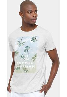 Camiseta Triton Summer Division Masculina - Masculino