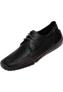 Sapato Hayabusa Duna 80 - Preto