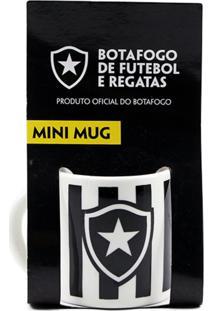 Caneca Minas De Presentes Botafogo Preto - Kanui