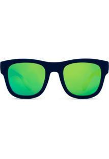 Óculos De Sol Havaianas Paraty/M Qmb/Z9-50 Masculino - Masculino-Azul