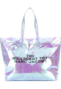 Marc Jacobs Bolsa Tote The Iridescent - Azul