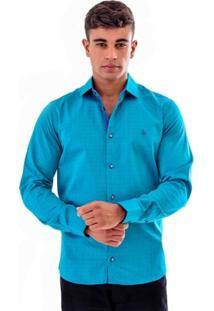 Camisa Amil Fonte Slim - Masculino