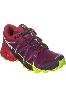 Tênis Salomon Speedcross Vario 2 Feminino Aventura - Trail