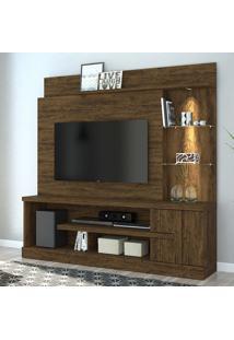 Estante Para Tv 1 Porta Alan 641024 Savana - Madetec