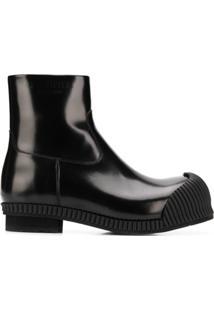 Calvin Klein 205W39Nyc Ankle Boot - Preto