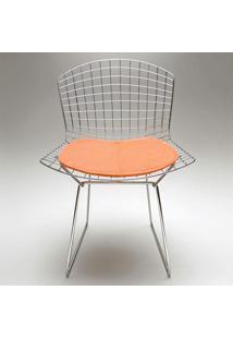 Cadeira Bertóia Almofada Design By Harry Bertoia