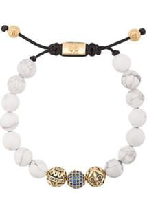 Nialaya Jewelry Pulseira De Contas - Branco