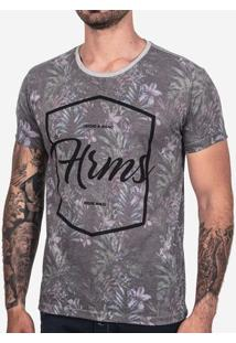 Camiseta Tropical Hrms 101900