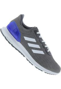 Tênis Adidas Cosmic 2 M - Masculino - Cinza Escuro