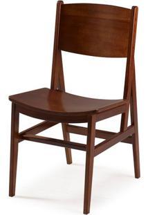 Cadeira Dumon Cor Cacau - 30774 - Sun House