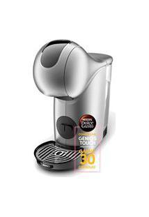 Cafeteira Arno Dolce Gusto Genio S Touch Cinza Para Café Espresso - Dgs4