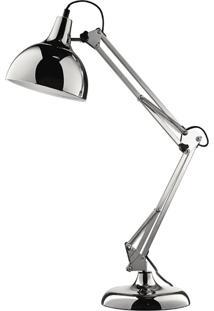 Luminária Mart Indigo Prata