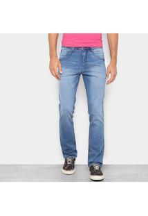 Calça Jeans Biotipo Slim Fundo Masculina - Masculino