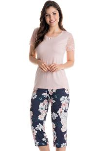Pijama Cláudia Pescador