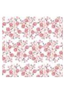 Papel De Parede Autocolante Rolo 0,58 X 5M - Floral 610