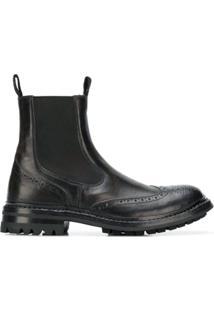 Officine Creative Ankle Boot Chelsea - Preto