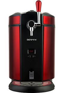 Chopeira Elétrica Benmax Maxicooler Vermelha - Bivolt