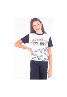 Tshirt Estampada Bana Bana Star