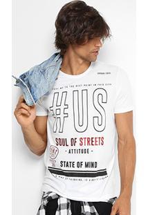 Camiseta Kohmar Us Masculina - Masculino