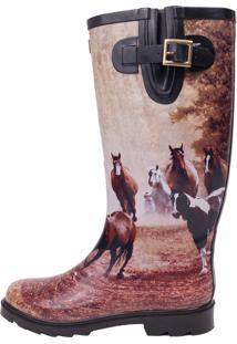 Galocha Késttou Cano Longo Cavalos