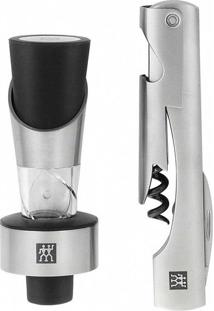 Kit 2 Peças Saca Rolhas E Aerador Sommelier Collection Zwilling J.A. Henckels