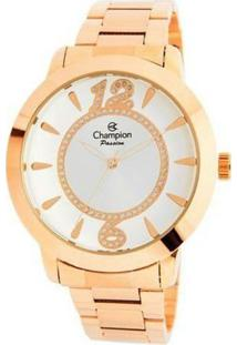 Relógio Champion Ch24259Z Feminino - Feminino-Incolor