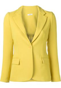 P.A.R.O.S.H. Blazer Slim Poloxy - Amarelo