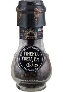 Moedor Com Pimenta Preta Grãos- 35Gmr. Man