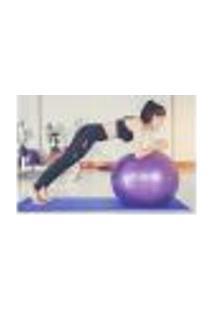 Painel Adesivo De Parede - Fitness - Pilates - 1054Pnm