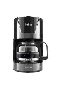 Cafeteira Philco Pcf18T Titanium Inox 18 Cafés 110V