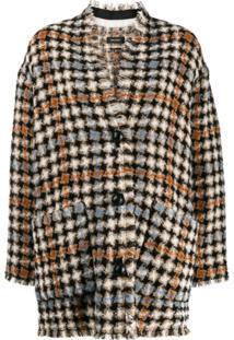 Isabel Marant Dianaly Coat - Marrom