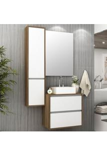Conjunto De Banheiro Firenze - Bosi Elare