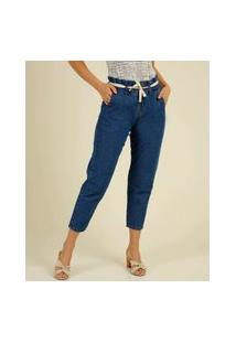 Calça Jeans Clochard Feminina Marisa