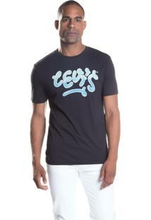 Camiseta Levis Graphic Set-In Neck - Masculino