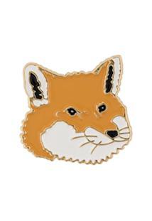 Maison Kitsuné Broche 'Fox' - Neutro