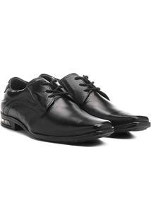 Sapato Social Couro Ferracini Florença Conforto - Masculino
