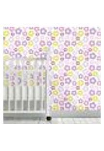 Papel De Parede Autocolante Rolo 0,58 X 3M Baby 010835